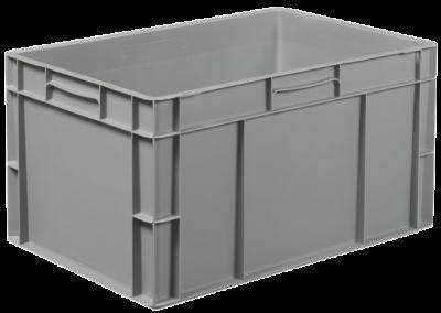 Plastové stohovací přepravky a KLT přepravky