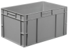 Plastové stohovacie prepravky a KLT prepravky