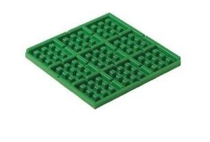 Záchytná plastová podlaha