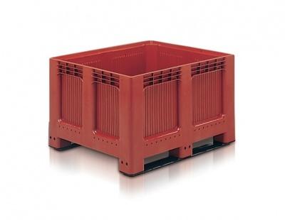 Červeno-hnedý BigBox