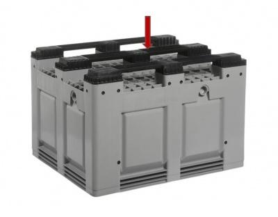 Náhradní ližiny střední pro BB 1200x800 a 1200x1000