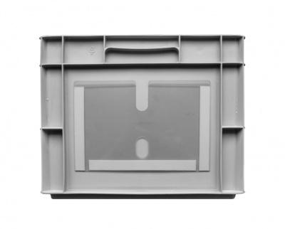Plastový držák etiket DIN A5 257x174 mm